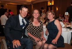 Sam Bailey, Brigitta Doyle & Jenny Bailey