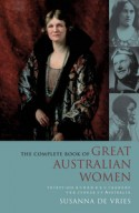 The Complete Book of Great Australian Women