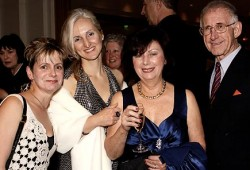 Janet Fennell, Belinda Alexandra, Diane Armstrong & Michael Armstrong