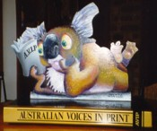 Australian Voices in Print