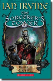 The Sorcerer's Tower - Black Crypt (Book 3)