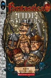 Tide Stealers - The Sunken Kingdom Quartet (Book 2)