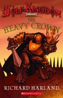 Wolf Kingdom - The Heavy Crown (Book Four)