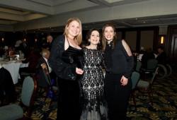 Danika Hampson, Selwa Anthony & Josephine Agostino