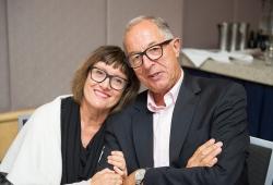 Derek Dryden and Maggie Hamilton