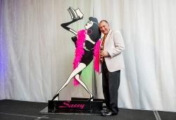 Scott Gibbons with Sassy